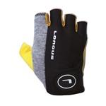 LONGUS dětské rukavice ECON 05, žluté, D1