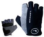 LONGUS dětské rukavice ECON 05, černé, D2