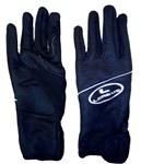 LONGUS zimní rukavice Winter,černé, S