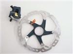 SHIMANO brzda XTR BR-M975 kotouč přední hydraul třmen kovové + polymer bez adapt