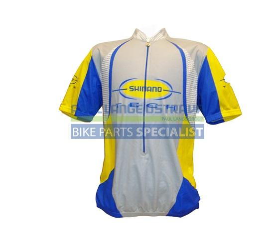 SHIMANO 300 dres krátký rukáv, XXL