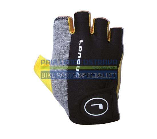 LONGUS dětské rukavice ECON 05, žluté, D3