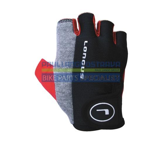 LONGUS dětské rukavice ECON 05, červené, D3