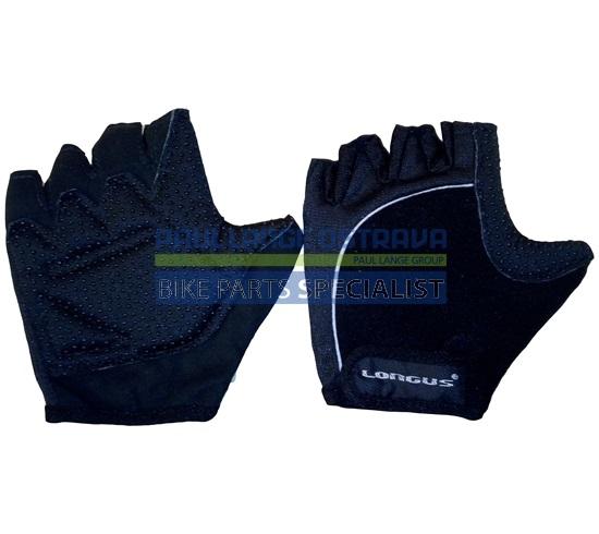 LONGUS rukavice ROAD, černé, XL