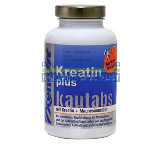 XENOFIT žvýkací tablety Kreatin plus