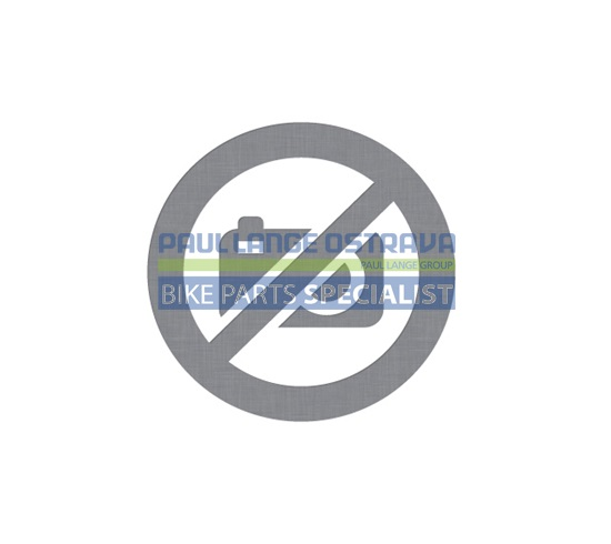 SHIMANO nába zadní DEORE FH-M475 pro kotouč (6 šroub) 8/9/10 rychl 32 děr RU: 170 mm stříbrná