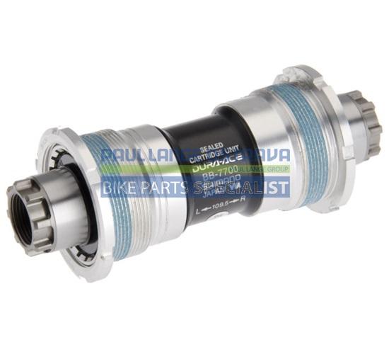 SHIMANO středové složení DURA-ACE BB-7700 osa octalink 70 mm 109,5 mm ITA