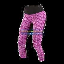 PEARL iZUMi W FLASH 3/4 kalhoty PRINT