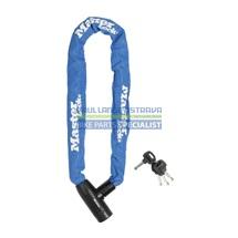 MasterLock řetězový zámek 90cm x 8mm, klíč