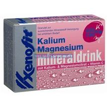 XENOFIT nápoj Kalium, Magenesium + C