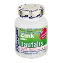 XENOFIT žvýkací tablety Zinek plus, 50 tablet