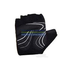 SHIMANO Originals rukavice race s potiskem, černá/bílá/černá, XXL