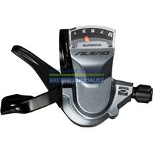 SHIMANO řadící páčka ALIVIO SL-M4000 pravá 9rychl ukazatel