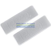 PRO gelové opěrky, průhledné, sada 4ks