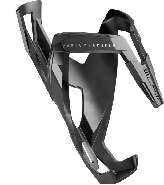 ELITE košík CUSTOM RACE PLUS SKIN, matný černý/černý