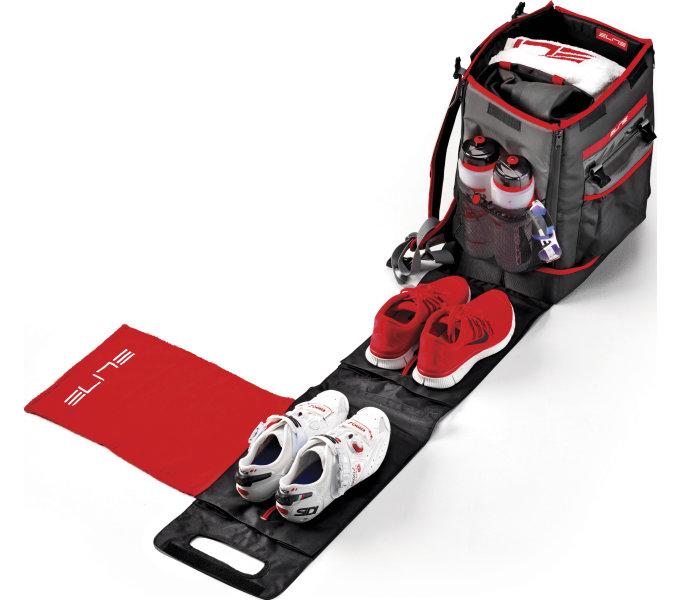 ELITE batoh TRI BOX pro triatlon s pořadačem