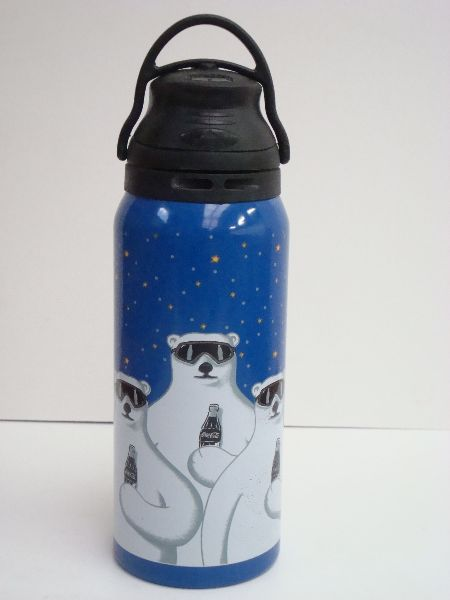 ELITE láhev COKI ALU - polární medvěd 650ml