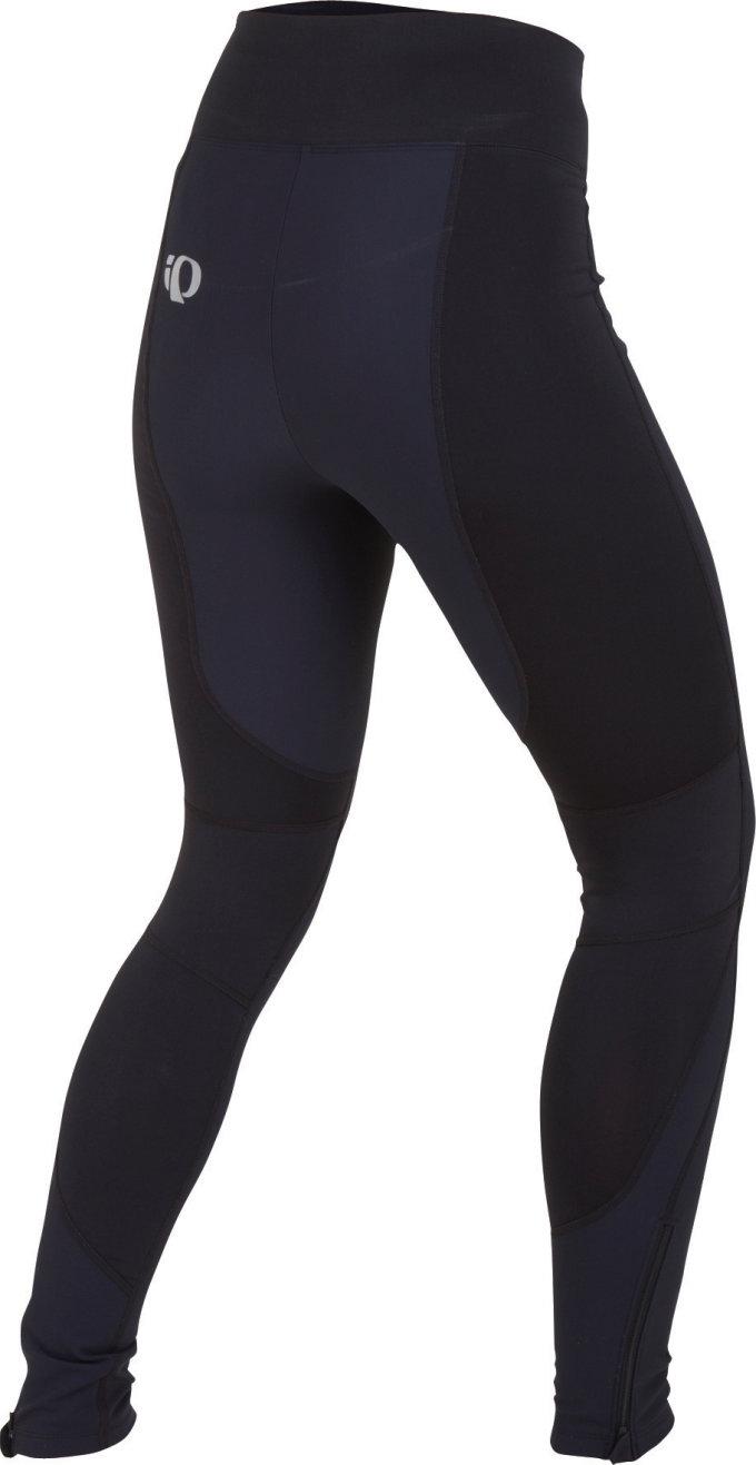 PEARL iZUMi W AMFIB kalhoty, černá, S