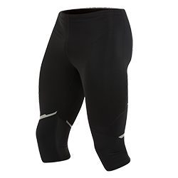 PEARL iZUMi FLY 3QTR kalhoty, černá, L