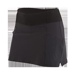 PEARL iZUMi W ESCAPE sukně, černá, XS