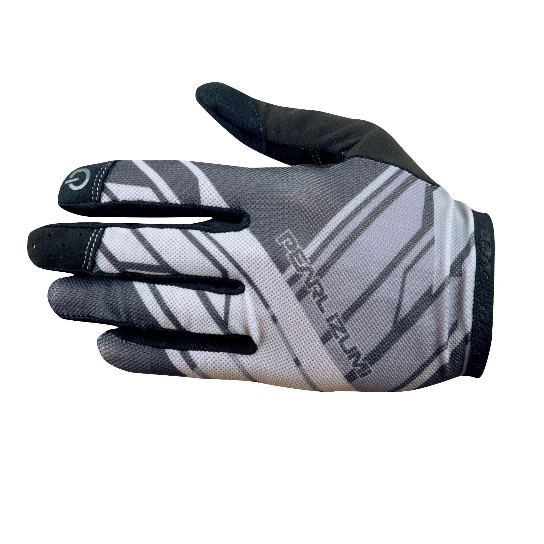 PEARL iZUMi DIVIDE rukavice, černá, XL