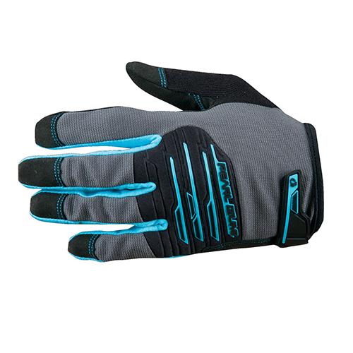 PEARL iZUMi SUMMIT rukavice, modrá ATOLL, M