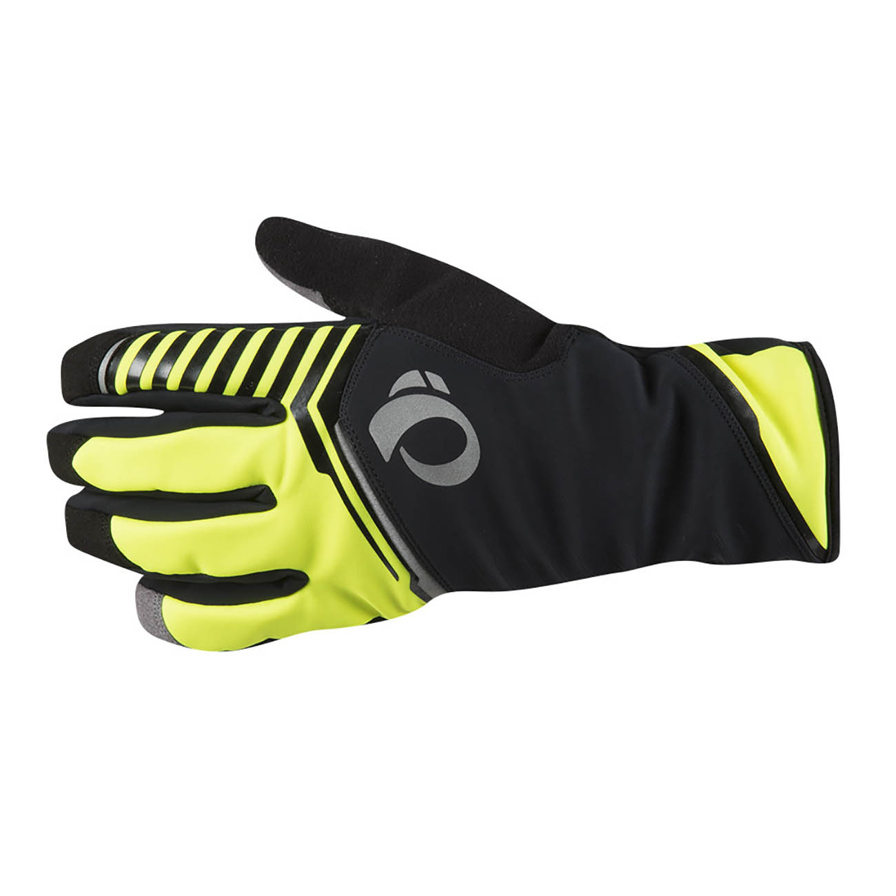 PEARL iZUMi PRO AMFIB rukavice, SCREAMING žlutá, L