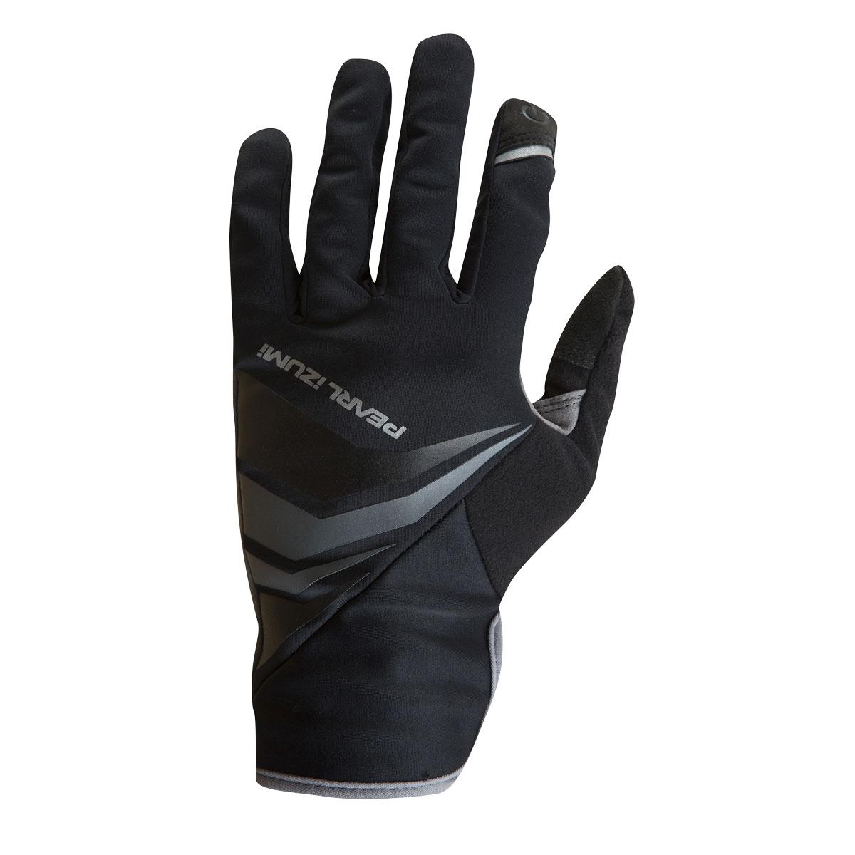 PEARL iZUMi CYCLONE GEL rukavice, černá, L