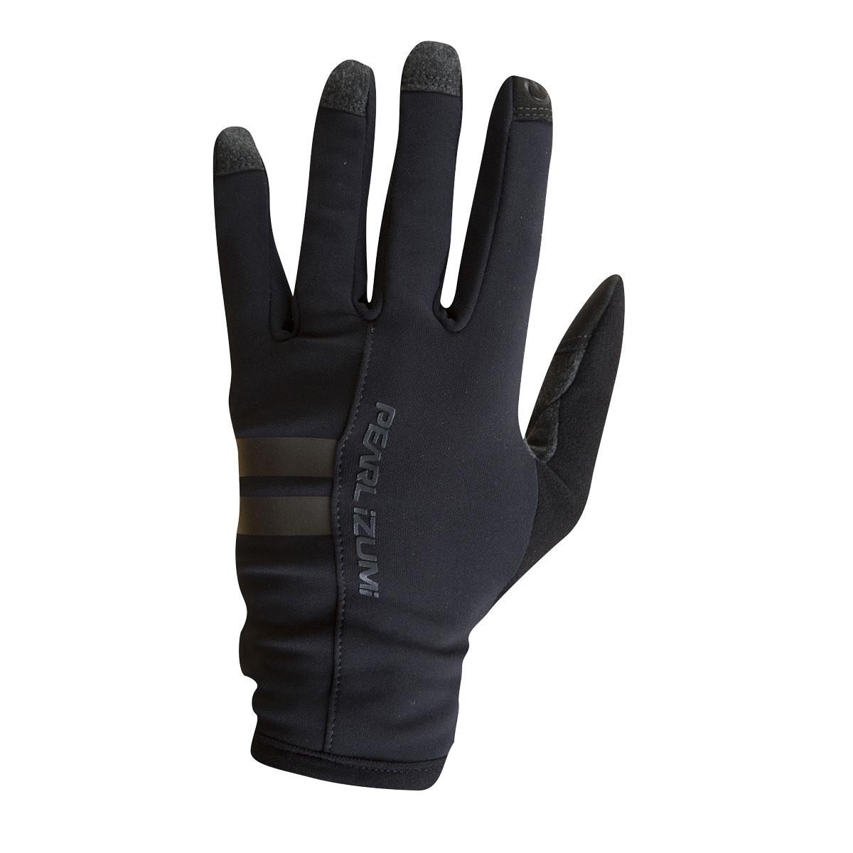 PEARL iZUMi ESCAPE THERMAL rukavice, černá, L