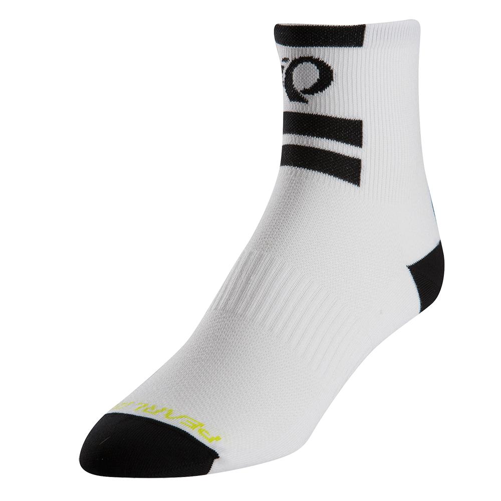 PEARL iZUMi ELITE ponožky, PI CORE bílá, L