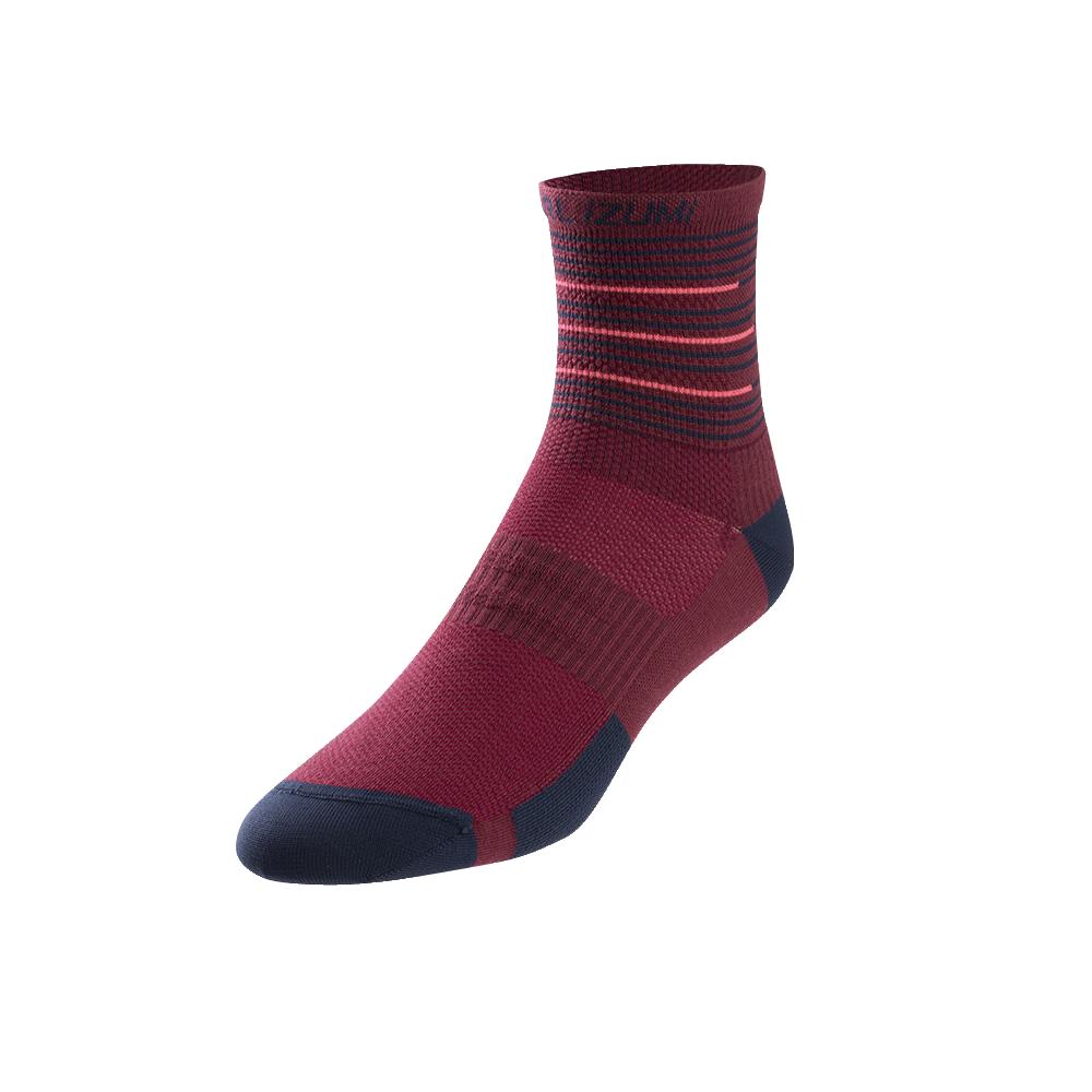 PEARL iZUMi ELITE ponožky, PORT/MIDNIGHT NAVY TIDAL, L