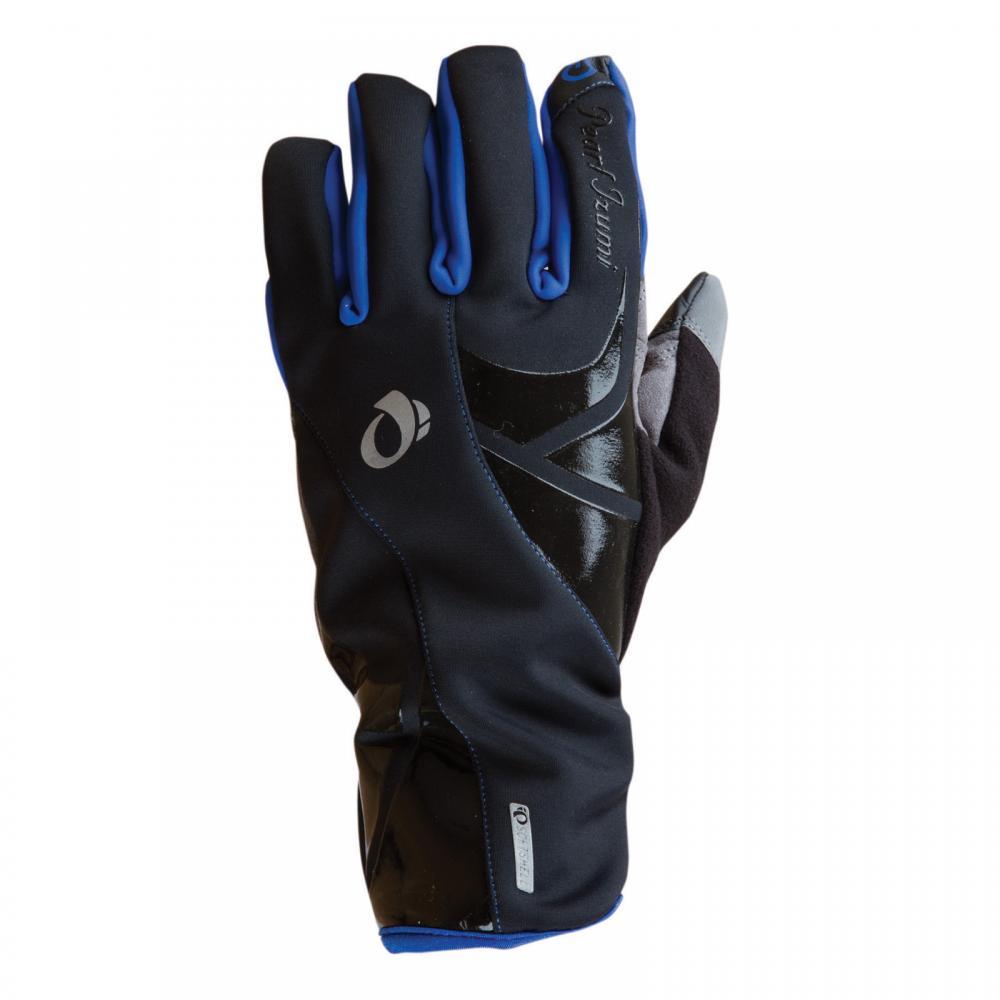 PEARL iZUMi W SELECT SOFTSHELL LITE rukavice, černá,L