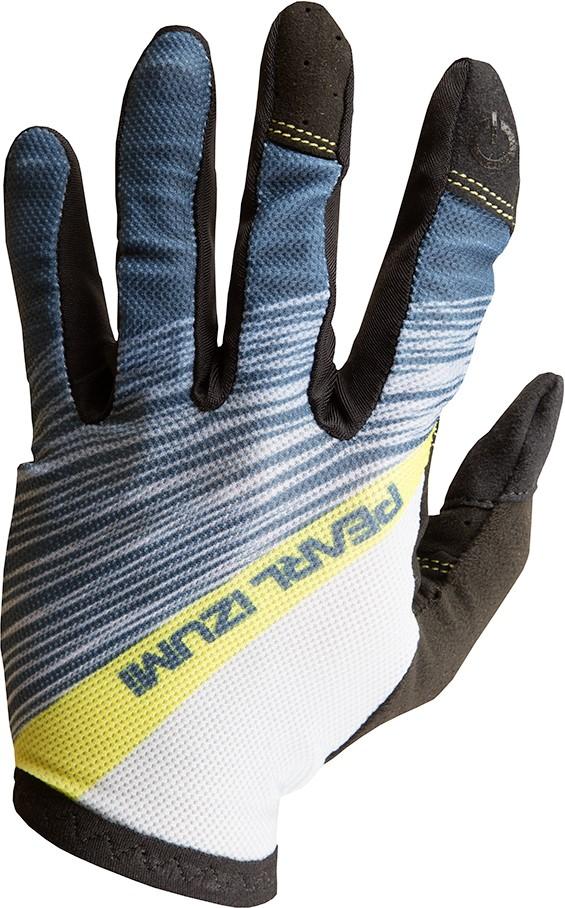 PEARL iZUMi W DIVIDE rukavice, modrá STEEL FRACTURE, L