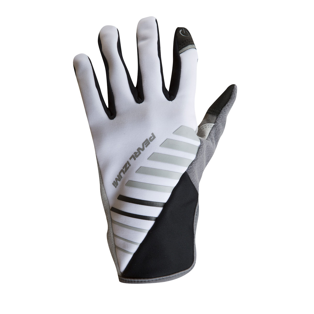 PEARL iZUMi W CYCLONE GEL rukavice, bílá, M