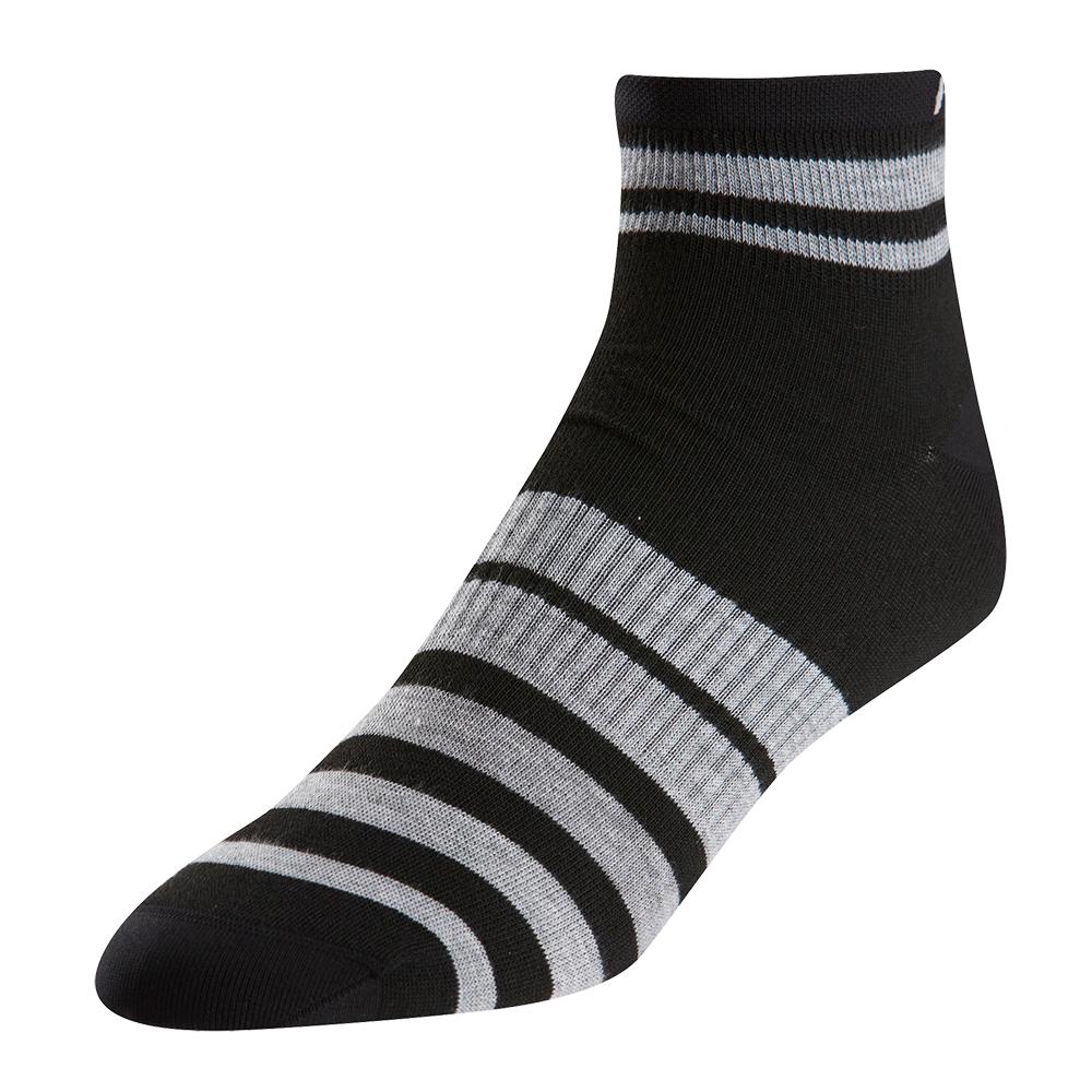 PEARL iZUMi W ELITE ponožky, PI CORE černá, M
