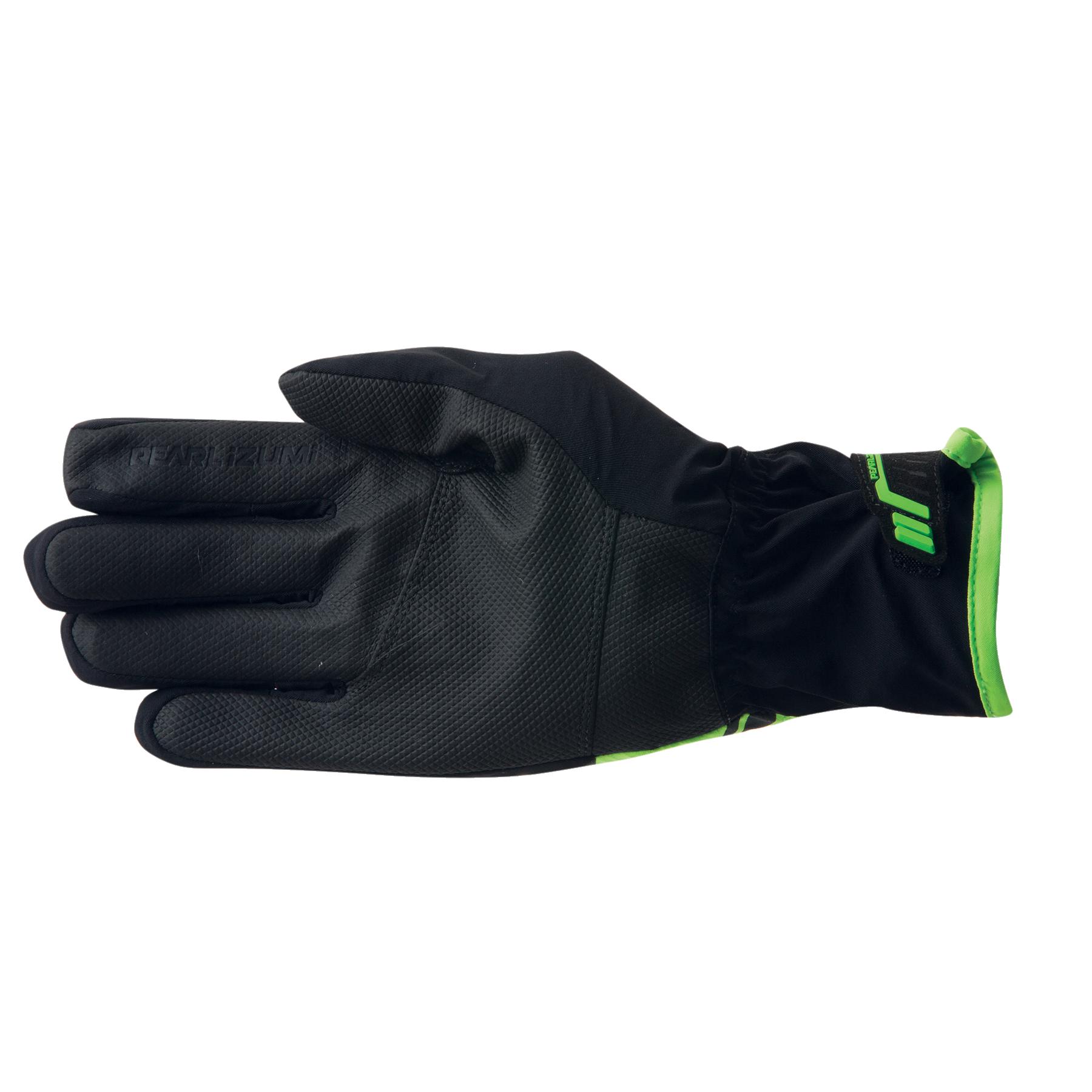 PEARL iZUMi PRO BARRIER WXB rukavice, černá, L