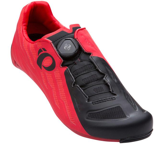 PEARL iZUMi obuv RACE ROAD v5, ROGUE červená/černá, 41.0