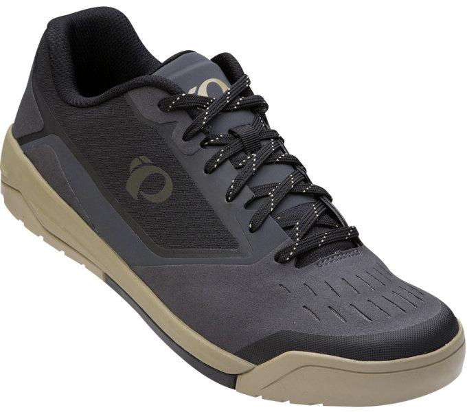 PEARL iZUMi obuv X-ALP LAUNCH, černá/SHADOW šedá, 42.0