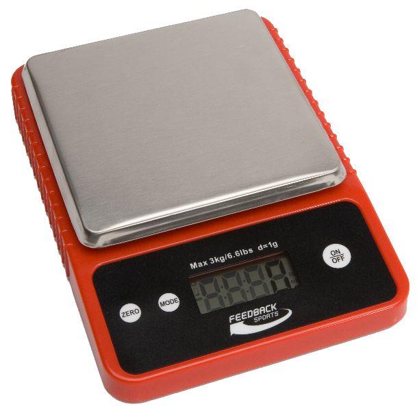 FEEDBACK SPORTS digitální váha stolní 0,0-3,0 kg