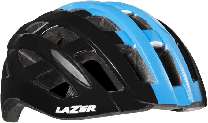 LAZER přilba silniční TONIC černá modrá S 52-56 cm