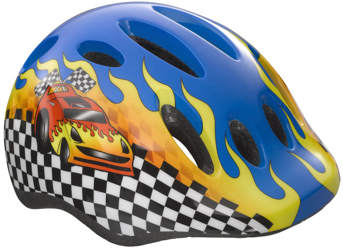 LAZER dětská přilba MAX+ Race Car 50-56 cm
