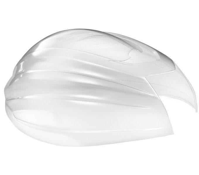 LAZER Z1 AeroShell Transparent M