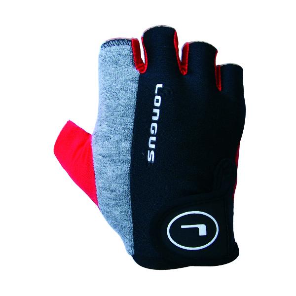 LONGUS dětské rukavice ECON 05, červené, D2
