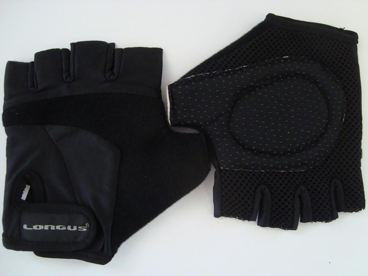 LONGUS rukavice TREND, černé, L