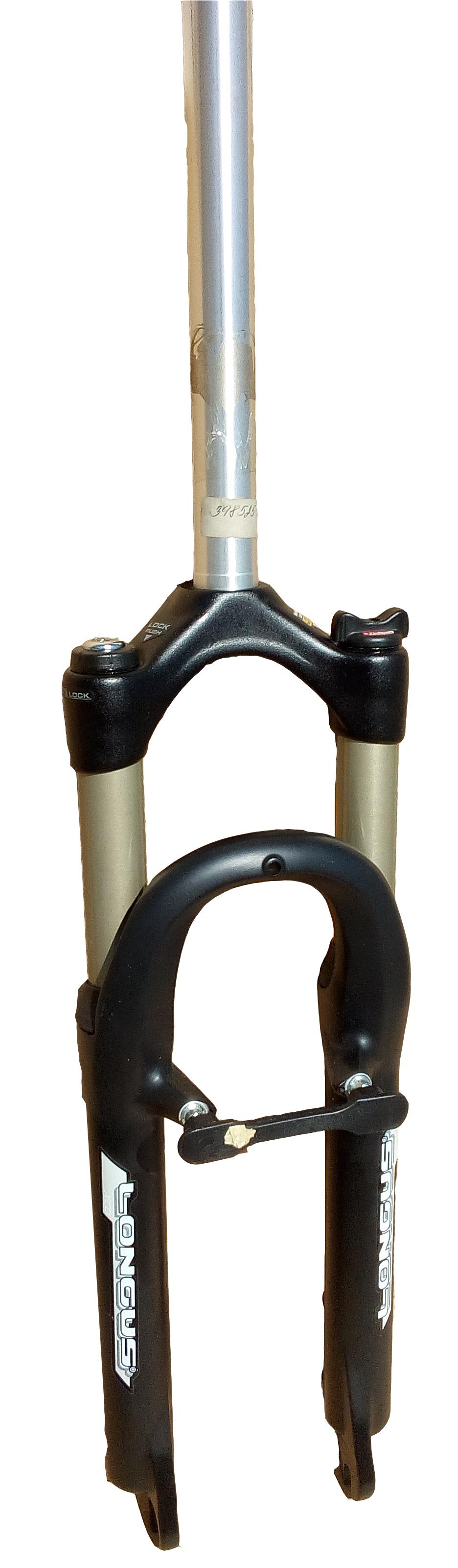 LONGUS vidlice odpružená XCO černá