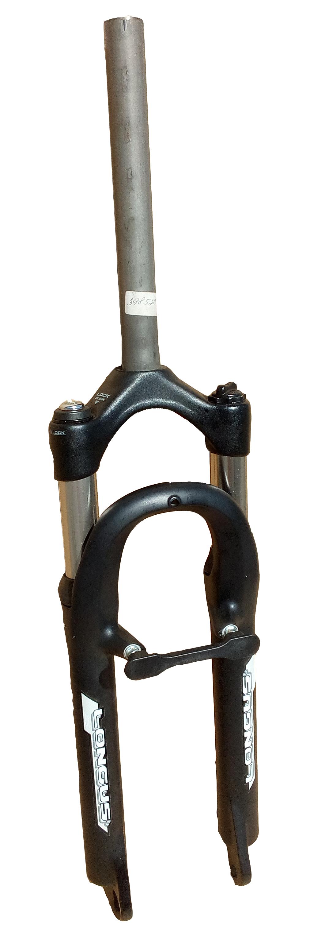LONGUS vidlice odpružená XCSL černá