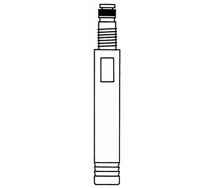 SCHWALBE nástavec ventil U PRESTA AL 30 mm, 2ks