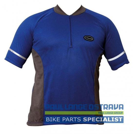 LONGUS dres Basic modrý