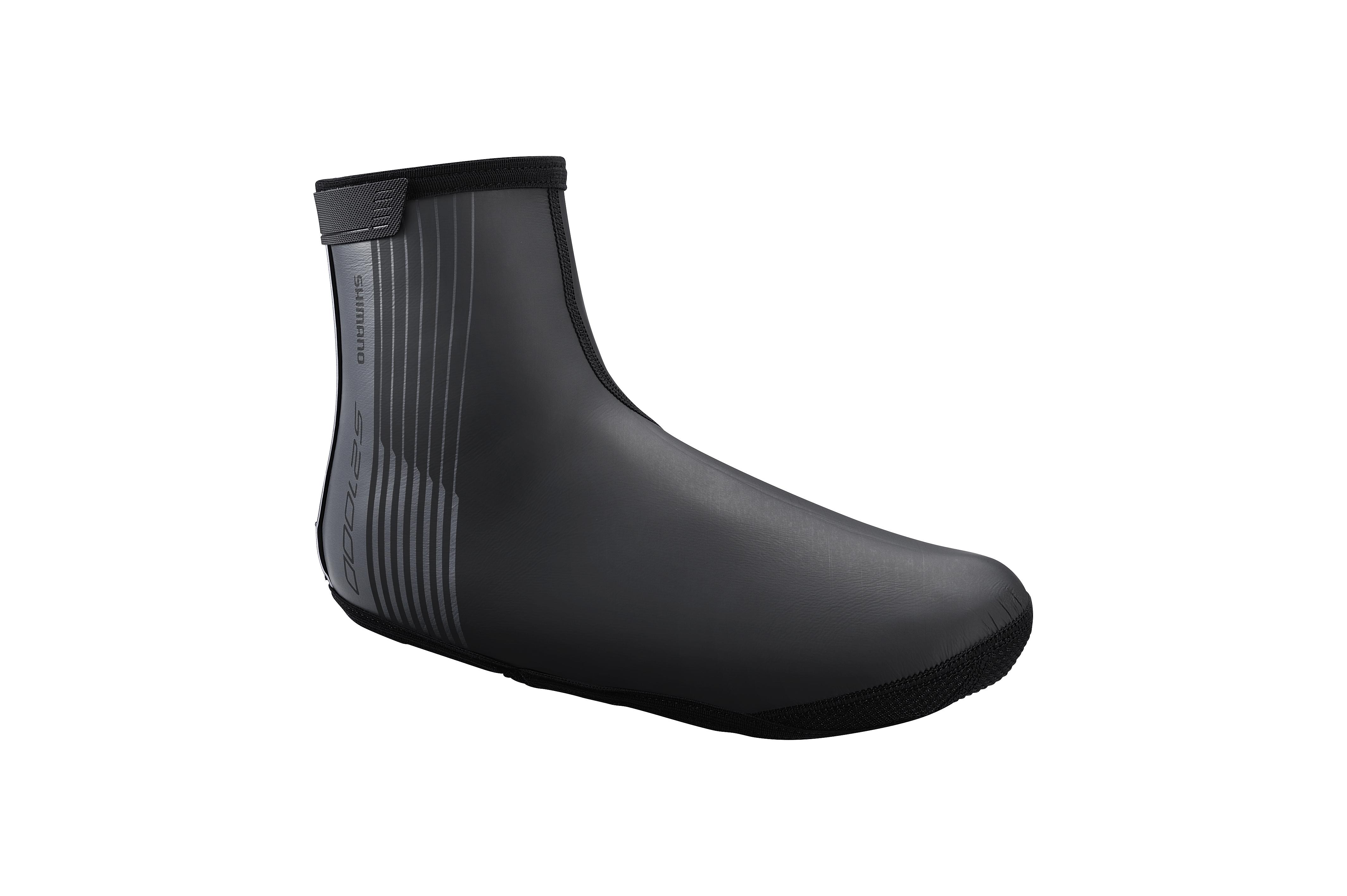 SHIMANO S2100D návleky na obuv, černá, S