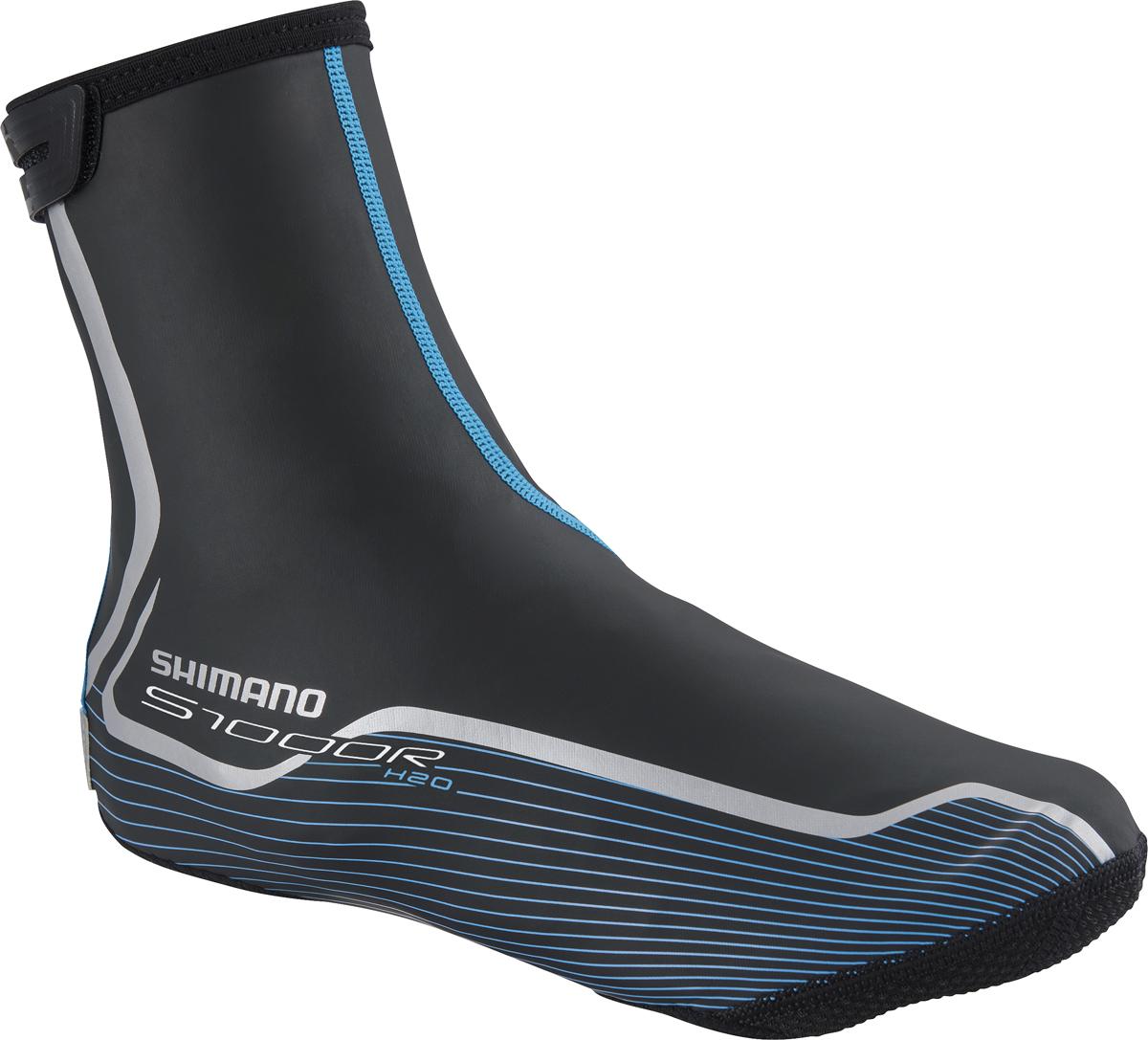 SHIMANO ROAD S1000R H2O návleky, černá, S